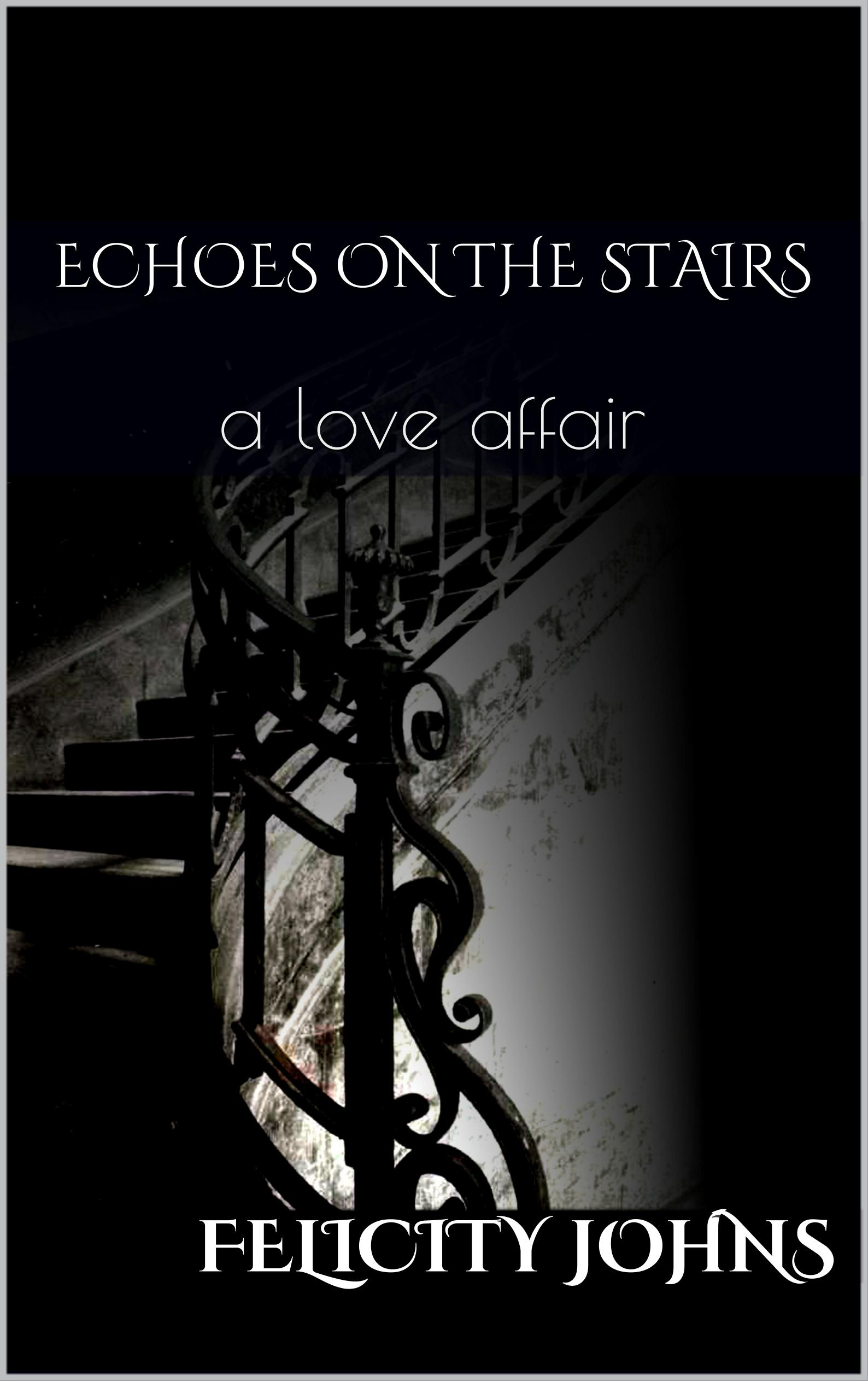Cover image for Echoes on the Stairs